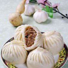 葫芦丝猪肉蒸包的做法