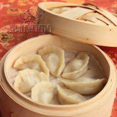 茉莉鲜肉饺子