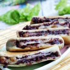 黑米萄葡干饼段