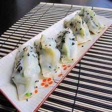 韭菜鸡蛋锅