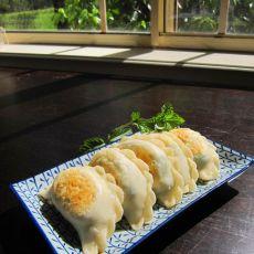 鸡蛋虾米韭菜盒子
