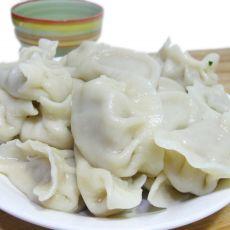 白萝卜猪肉饺子