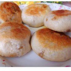榄菜猪肉烙饼—平底锅版的做法