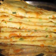 胡萝卜土豆饼的做法