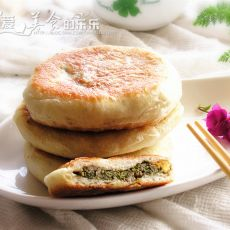茴香肉饼的做法