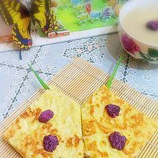 白萝卜鸡蛋饼