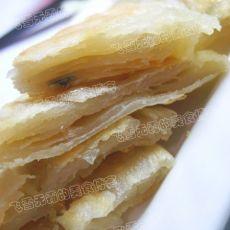 葱油千层饼