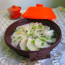 微波炉煮饺子