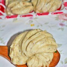 豆渣大枣花卷的做法