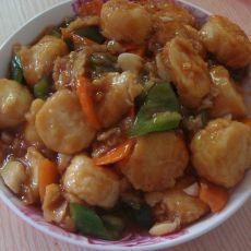 红烧日本豆腐的做法