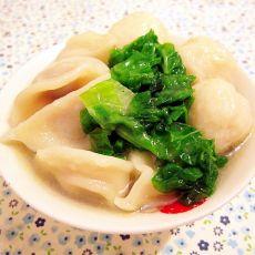 儿童水饺汤的做法