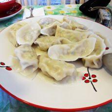 百财水饺的做法