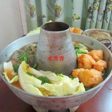 白菜粉丝锅的做法