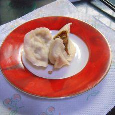什锦素饺子