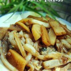 【原创首发】酱炖白菜土豆条