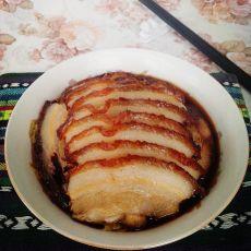 白菜炖东坡肉