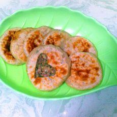 白菜肉饼的做法