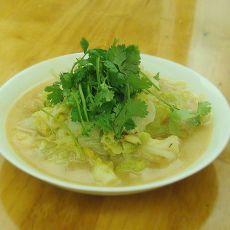 豆酱炒白菜