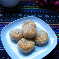 白菜虾皮煎饼的做法