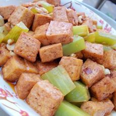 山寨宫保豆腐