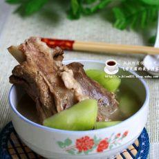 棒骨莴笋汤