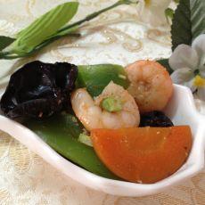 虾仁莴笋片