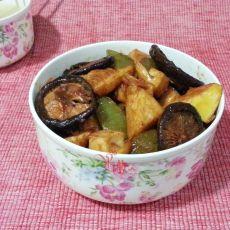 香菇油焖冬笋