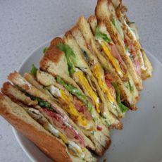 三明治――美味速食