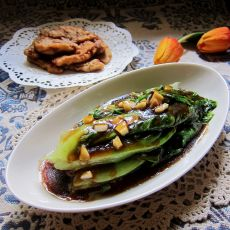 【粤菜】蚝油生菜的做法