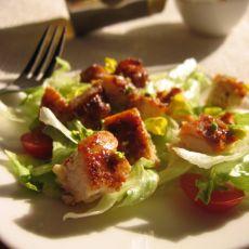 意式烤鸡肉沙拉的做法