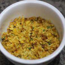 南瓜生菜煎鸡蛋
