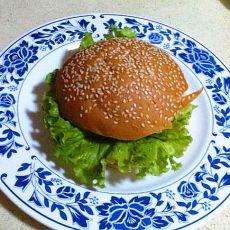 美味汉堡的做法