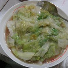 蚝油焖唐生菜