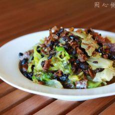 鲮鱼生菜的做法