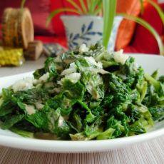 麻汁生菜的做法