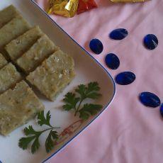 菜汁虾皮米糕的做法