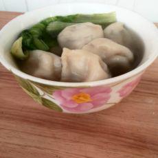 生菜饺子的做法