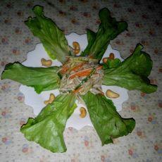 金针生菜卷