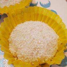 椰蓉山药豆沙包
