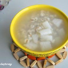 山药薏米汤
