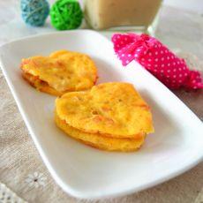 西红柿蛋饼