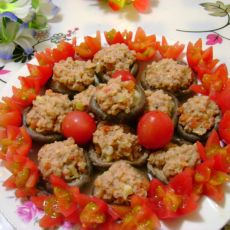 香菇牛肉丸