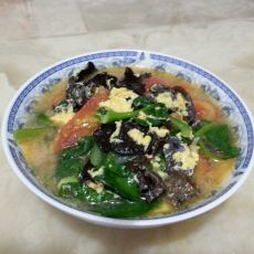 清淡时蔬汤