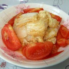 番茄娃娃菜