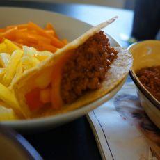 墨西哥玉米饼Taco的做法