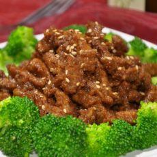 沙茶牛肉条