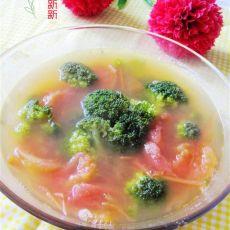 双西虾皮汤
