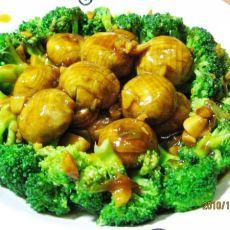 蚝油双胞菇的做法