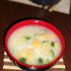 红薯疙瘩汤