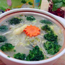 三鲜汤的做法